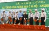 Khởi công xây dựng công trình Nhà ở xã hội, chung cư Phú Hòa