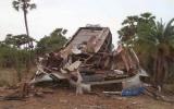 Ấn Độ: 45 người thiệt mạng do nổ mìn xe buýt