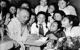 Kỷ niệm 120 năm ngày sinh Chủ tịch Hồ Chí Minh (19.5.1890 - 19.5.2010): Cả cuộc đời Chủ tịch Hồ Chí Minh là tấm gương đạo đức trong sáng cho các thế hệ hôm nay và mai sau học tập và noi theo