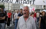 Hi Lạp lại tê liệt do đình công