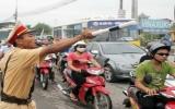 Xử phạt 1.500 trường hợp vi phạm trật tự giao thông