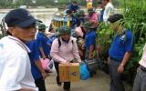 Năm 2010, đánh dấu 10 năm chiến dịch hè tình nguyện của thanh niên Bình Dương