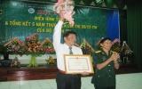 Bộ trưởng Bộ Quốc phòng tặng bằng khen cho Công ty TNHH một thành viên Cao su Dầu Tiếng