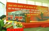 Hội thi chỉ huy chữa cháy khu vực IV