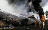 Tàu hàng đâm tàu khách ở Ấn Độ, hơn 20 người chết