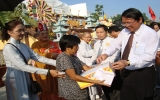 Bình Dương: Tổ chức trang nghiêm Lễ Phật đản năm 2010