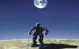 Nhật Bản công bố xây căn cứ robot trên Mặt Trăng