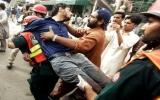 Tấn công khủng bố ở Pakistan, 80 người chết