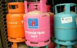 Từ 1-6, giá gas giảm 13.000 đồng/bình 12kg