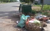 Nhếch nhác rác thải