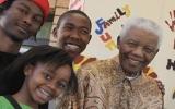 Cháu gái thiệt mạng, ông Mandela không dự khai mạc World Cup