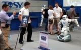 Robot 'phục vụ bàn' của Việt Nam trình làng tại Automatica