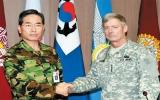 Tổng tham mưu trưởng quân đội Hàn Quốc xin nghỉ việc