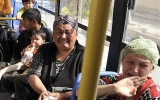 Bạo lực lan tới phía bắc Kyrgyzstan