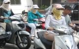 Hà Nội lập kỷ lục nắng nóng