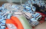 Cục Hải quan Bình Dương: Tịch thu hơn 2 tấn vải lậu