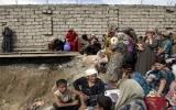 Cầu hàng không viện trợ dân chạy nạn Kyrgyzstan