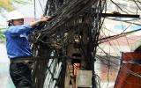 EVN giảm giá thuê cột điện cho VNPT