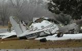 Mỹ: Máy bay rơi, 5 người thiệt mạng