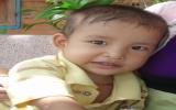 Xin cứu cháu bé bị bệnh tim bẩm sinh