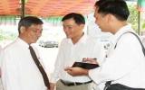 Ủy viên Thường vụ - Trưởng ban Tuyên giáo Tỉnh ủy Nguyễn Thanh Liêm: Cần có nhiều tác phẩm báo chí chất lượng tốt để đưa cuộc vận động đi vào chiều sâu