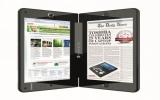 Toshiba trình làng ý tưởng máy tính bảng 2 màn hình