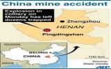 Nổ mỏ than ở Trung Quốc, ít nhất 46 người chết