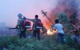 Hà Tĩnh: Hơn 50ha rừng bị thiêu rụi
