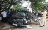 Tai nạn giao thông nghiêm trọng làm 4 người chết