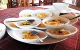 Góc ẩm thực khác ở Bình Dương