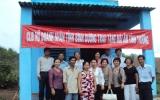 """CLB Nữ doanh nhân Bình Dương: Trao tặng nhà """"Mái ấm tình thương"""" cho một gia đình ở Tân Uyên"""