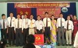 Kết thúc đại hội các chi, Đảng bộ cơ sở ở Bến Cát: Đảng viên phát huy tinh thần trách nhiệm, dân chủ, lựa chọn những cán bộ có đức có tài