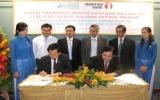 Ascendas - Protrade ký kết hợp đồng tín dụng trị giá 25 triệu USD với Maritime Bank
