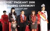 Nha Trang được tổ chức Miss Universe chọn cho cuộc thi 2011