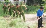Thanh niên Phú Giáo: Sôi nổi bước vào chiến dịch hè tình nguyện