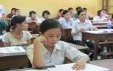 Thi tuyển đại học: Đề môn toán dễ hơn năm ngoái