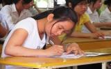 Hơn 640.000 thí sinh bước vào môn thi đầu tiên