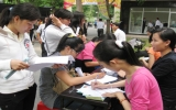 Ngày hội việc làm cho sinh viên: Cầu nối giữa người lao động với nhà tuyển dụng