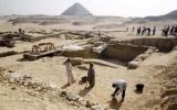 Ai Cập vén màn cặp lăng mộ 4.300 năm tuổi