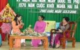Phụ nữ Phú Giáo: Những chuyển biến tích cực sau 5 năm thực hiện phong trào thi đua