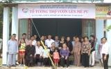 Tổ nhân đạo Thiện Hòa: Trao tặng quà cho các nạn nhân bị nhiễm chất độc da cam