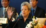 'Bà đầm thép Trung Quốc': Về hưu ''đoạn tuyệt'' chính trường