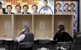 Nhật Bản tổ chức bầu thượng viện