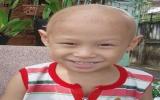 Con anh lính đảo Trường Sa mắc bệnh ung thư cần cứu giúp