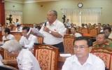 Kỳ họp lần thứ 17 - HĐND tỉnh khóa VII: Chất vấn, trả lời chất vấn đi vào trọng tâm