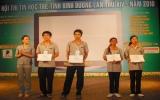 Hơn 160 thí sinh tham gia hội thi Tin học trẻ lần thứ XIV năm 2010