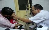 Dịch đau mắt đỏ vào mùa tại Hà Nội
