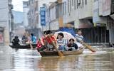 Mưa lớn kéo dài ở Trung Quốc - Hơn 18 triệu người bị ảnh hưởng