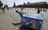 Nắng nóng kinh hoàng kéo dài tại Nga