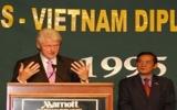 Clinton phát biểu nhân kỷ niệm 15 năm quan hệ Việt - Mỹ